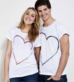 Juste un coeur, un tee-shirt et une BA pendant les soldes! dans Boutiques Ethiques juste-un-coeur