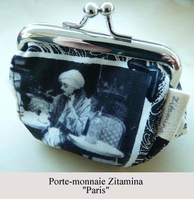 Zitamina-porte-monnaie dans mode et ecologie