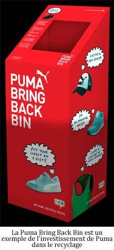Puma lance une collection biodégradable et recyclable: dans Actualités puma-bring-back-bin